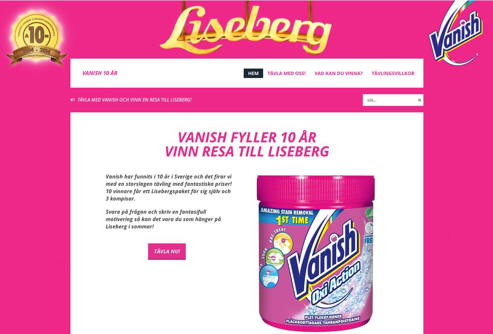 Vanish-10-år